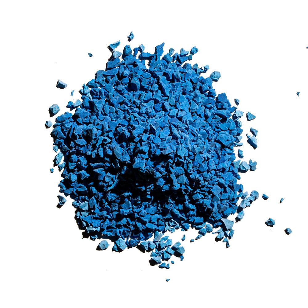 blue - rubber flooring color