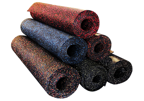 survivor rubber flooring rolls