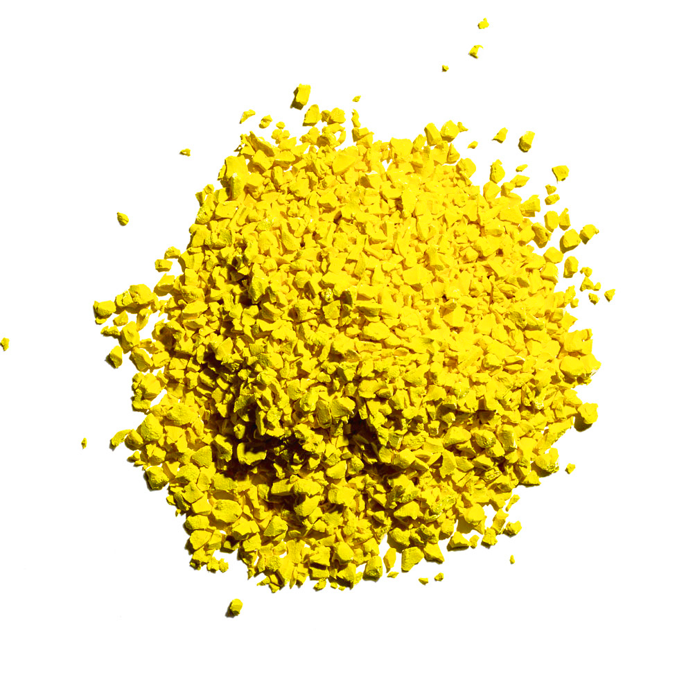 yellow - rubber flooring color